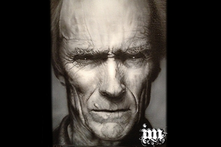 Clint Eastwood by IMCustom